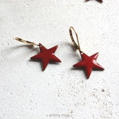 "Boucles d'oreilles - Image of ""Stella"" - B.O."