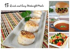 Parade's Community Table ~ 13 Quick and Easy Weeknight Meals