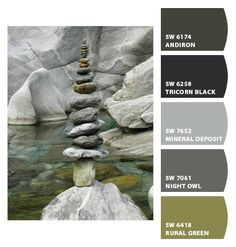 """Color Inspiration """"Stones"""" - Once in a BLUE MOON Events"""