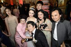 The Fairytale Gina Alice and Lang Lang Wedding - Salon Prive Mag