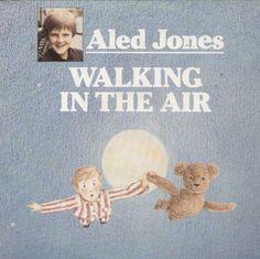 Aled Jones Walking In The Air English Vinyl LP