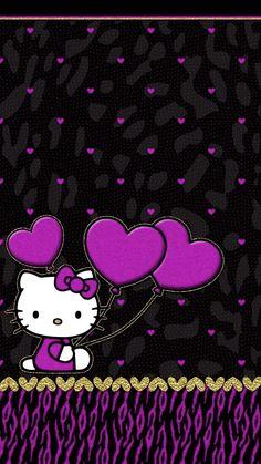 Hello Kitty, Snoopy, Cute, Fictional Characters, Wallpapers, Heart, Kawaii, Wallpaper, Fantasy Characters