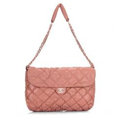 Chanel Cambon Lambskin Leather Flap Bag 35614 Blood Orange