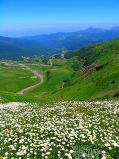 Iran, Gilan , Asalem - saw a little of Iran in 1988, but only had 7 days to drive from Turkey to Pakistan  so saw little of the fantastic landscape.