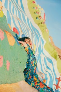 cb751f3141af gorman salvation mountain - jesse chamberlin Salvation Mountain, Love Fest,  Editorial, Season Colors