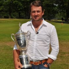 Graeme McDowell - I want to drink a pint and play darts with him in Ireland.