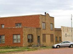 Ralls Tx - Brick Building