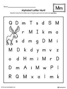 preschoolers can color in the letter m and then trace it following the stroke order with this. Black Bedroom Furniture Sets. Home Design Ideas