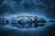 "Foto ""Winterland II"" by Lauri Lohi #500px"