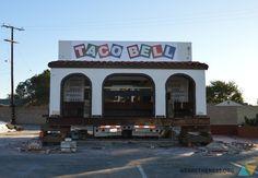 Taco Bell Numero Uno pre-move. Photo courtesy of We Are the Next.