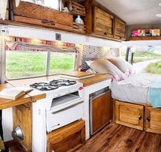 Awesome Picture of Best Camper Van Interior. Best Camper Van Interior How To Design Your Campervan Layout Tips And Tricks For Vanlife Interior Trailer, Camper Interior Design, Campervan Interior, Best Interior Design, Interior Ideas, Interior Inspiration, Motorhome Interior, Rv Interior, Simple Interior