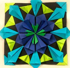 Art with Mrs. Nguyen (Gram): Radial Paper Relief Sculptures The solitary shape slumbering it's Sculpture Lessons, Art Sculpture, Paper Sculptures, 3d Art Projects, School Art Projects, Art Journal Pages, Fantasy Anime, Art Tumblr, Mandala