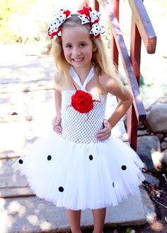 Dalmatian Tutu Dress