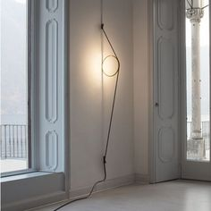 Flos Wirering LED-Wandleuchte mit Stecker Strip Led, Led Band, Led Stripes, Design Bestseller, Wall Lights, Ceiling Lights, Modern Wall Sconces, Bedroom Lamps, Lamp Bulb