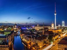 Kurzurlaub in Berlin
