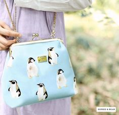 Emilie - Penguin Bag