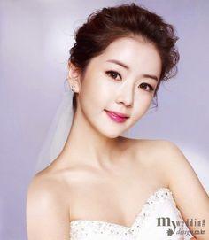 MAQUILLAJE COREANO PARA NOVIAS 2014 | Mundo Fama Corea