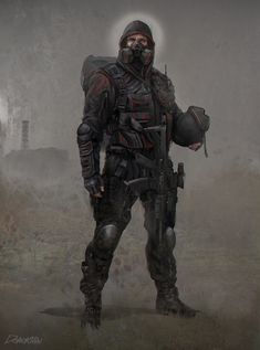 Fallout, Character Concept, Character Art, Ghost Soldiers, Post Apocalyptic Art, Future Soldier, Fan Art, Sci Fi Characters, Military Art