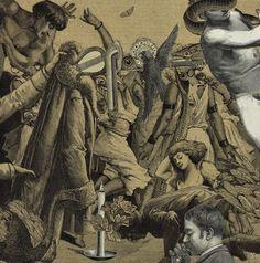 Women Reveling Violently and Waving in Menacing Air, Max Ernst. Max Ernst, John Singer Sargent, Equine Art, Wassily Kandinsky, Pencil Portrait, Weird And Wonderful, Vincent Van Gogh, Abstract Landscape, Art History