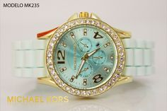 Reloj Michael kors dama turquesa pastel
