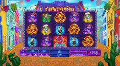 Fiesta de la Memoria - slot game by Playtech on Behance Game Gui, Halloween, Spinning, Slot, Digital Art, Games, Artist, Projects, Behance