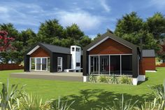 David Reid Homes - Pavilion 3 specifications, house plans  images