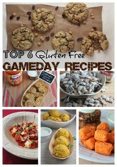 Gluten Free Goodies!  Top 6 Gluten Free Game Day Recipes « Little Leopard Book