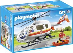 Playmobil Traumahelikopter - 6686