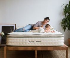Avocado mattresses - Be safe & healthy on a certified organic mattress handmade in USA with natural, organic materials. Non-toxic, eco-friendly, hybrid mattress, 25 yr warranty.