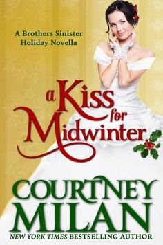 A Kiss for Midwinter (The Brothers Sinister) $0.99