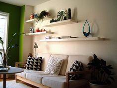 Wood Garage Wall Shelving. . Marvelous White Wall Garage Room ...