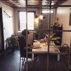 Image Store Interiors, Office Interiors, Cafe Interior, Interior Design, Cafe House, Cozy Place, Black Rooms, Minimalist Home, House Rooms