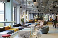 Vijf goedkope designhotels in Europa (amsterdam, berlijn, parijs, praag,london)