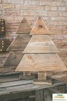 arboles de navidad de madera - Google Search Más