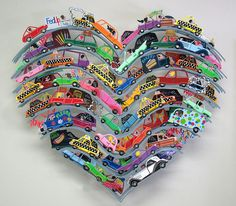 """Heart Beeps""   Artist: David Kracov"