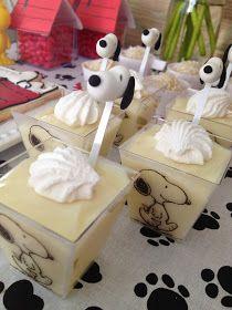 I Love Valentina: Festa Snoopy para Carol - Snoopy Party - Peanuts Party