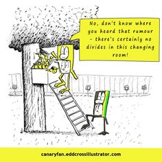Canary Fan Season 6 Cartoon #20 (Norwich Vs Barnsley)