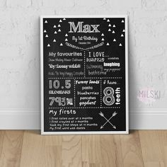 Hey, I found this really awesome Etsy listing at https://www.etsy.com/listing/217806277/monochrome-triangle-first-birthday