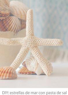 como hacer estrellas de mar falsas