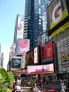 Times Square N,Y.C