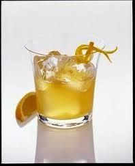 Resultado de imagen para vodka orange garnish