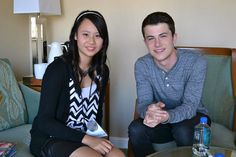 KPF's Cassandra and Dylan Minnette - Very Bad Day's  Dylan Minnette's life is, Well, #Blessed