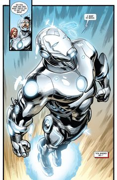 """In with the new. 