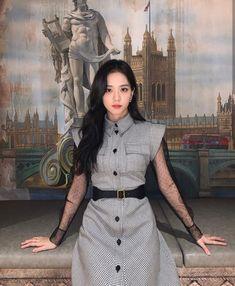 Kim Jennie, Black Pink ジス, Soyeon, Blackpink Members, Mode Kpop, Blackpink Photos, Blackpink Fashion, Blackpink Jisoo, Kpop Girls
