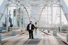 #downtownnashvillewedding #downtownnashville #nashvillewedding #urbanwedding #urbanbridalportraits #urban #bridalportraits #modernbridalportraits #modnerbride #moderngroom #nashvilletennessee #tennesseewedding #winterwedding #intimatewedding #brideandgroom #nashvillepedistrianbridge #elopetennessee #urbanelopement #weddingarchitecture Nashville Wedding, Nashville Tennessee, Modern Groom, Bridal Portraits, Wedding Photos, Urban, Elopements, Bride, World