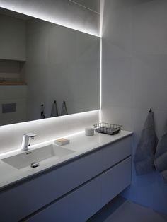 Pukkila Cementi Bianco laatat  WC kohteessa Honka Markki, Asuntomessut 2016 Seinäjoki - Etuovi.com Sisustus