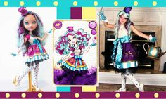 Ever After High Madeline Hatter Costume Tutorial with KittiesMama