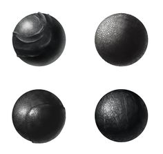 Material Studies 0003 - Some Leather by toastcrumbs.deviantart.com on @deviantART