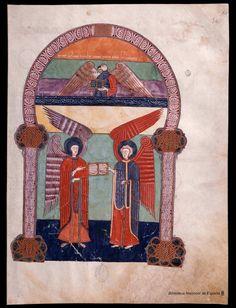 Beato de Liébana. Beato de Liébana , Santo — Manuscrito — 1047 19
