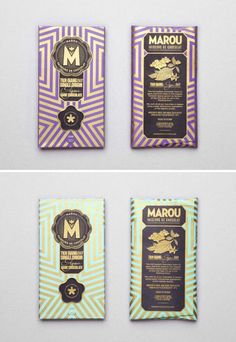 Marou Chocolate: Wallpaper* Special Edition.  Designed by Rice Creative.